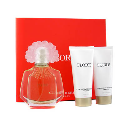 Calorina Herrera Flore perfume Gift Set For Women EDP 100ml (4mua HPE-CH2B1)